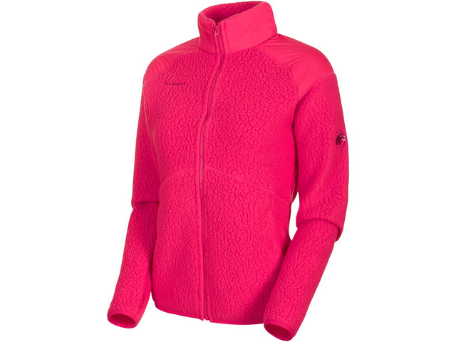 Mammut Innominata Pro ML Polaire Femme, dragon fruit